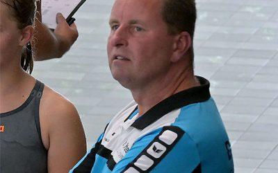 Nieuwe hoofdtrainer zwemafdeling