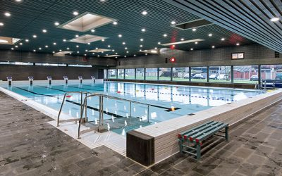 Onderlinge zwemwedstrijden